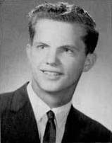 Don's High School Picture from 1964.
