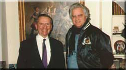 Don with Ross Perot.